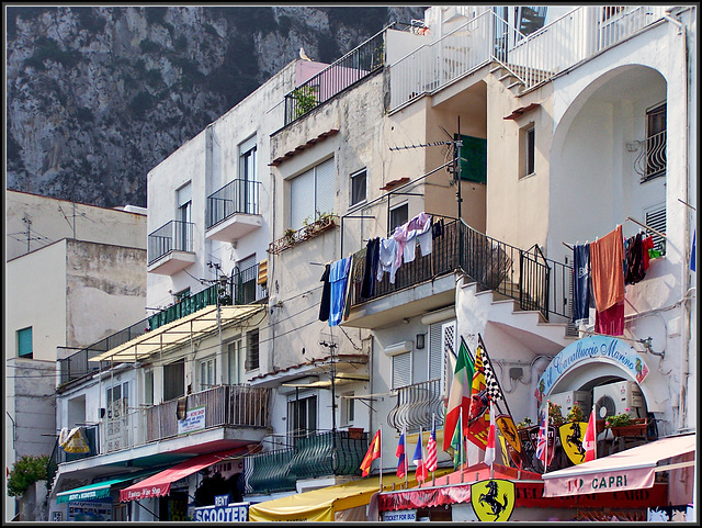 Capri : Marina Grande - (808)