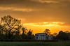 April 21: Ayot sunset