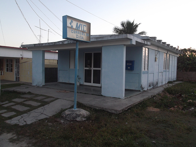 MIC Correos de Cuba