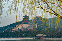 Kunming Lake in Beijing