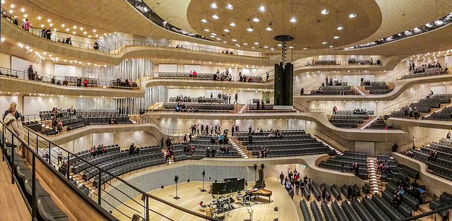 First but not last time ... Elbphilharmonie Hamburg