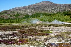 Der heiße Atem der Erde - The hot breath of the earth