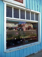 Vitrine de l'Amour / Love shop window