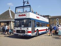 DSCF2065 Judds Coaches BKE 861T- Fenland Busfest - 20 May 2018