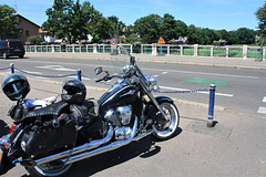 motorbike in Mulhouse... HFF!