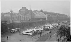 Dresden Hauptbahnhof anno 1929