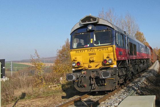 Class 66 der Heavy Haul Power International