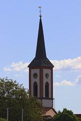 Stadtkirche Stutensee-Blankenloch