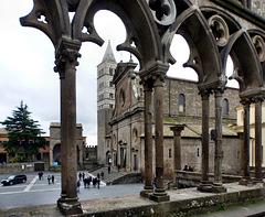 Viterbo -  Cattedrale di San Lorenzo