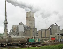 Dunbar cement, Oxwellmains