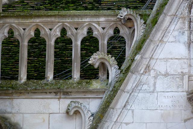 Auxerre - abbaye Saint Germain