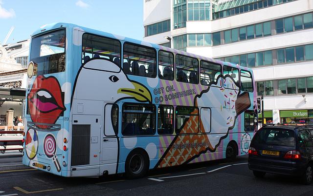 The Beach Bus