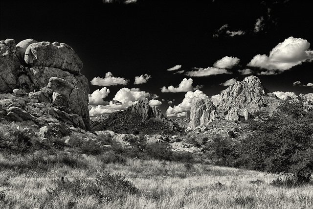 The Cochise Stronghold - Dragoon Mountains