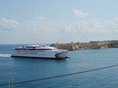 Saint John Paul II - Valletta Grand Harbour