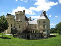 chateau de CAMPAGNE Dordogne