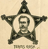 Star-Shaped Logo with Extracted Teeth, Dr. A. A. Wasson Billhead, Dental Surgeon, York, Pa., April 22, 1893