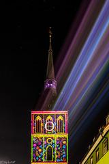 "Projection - Light Performance ""Lichtungen"" (090°)"