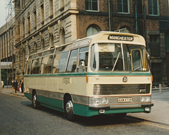 Brown's of Donnington Wood AAW 475K in Manchester - Aug 1973