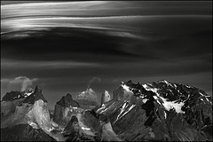 Torres del Paine - early morning