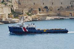 Joanna M - Valletta Grand Harbour
