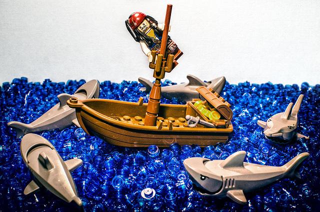 Jack Sparrow en péril !