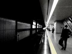 Kanagawa Station, Tokyo