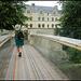 on Pembroke College bridge