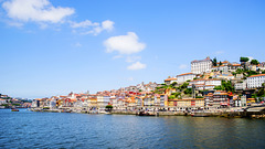 La Ribeira de Oporto