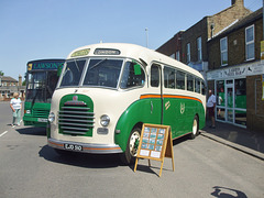 DSCF1997 Preserved Towler of Emneth EJD 510 - Fenland Busfest - 20 May 2018