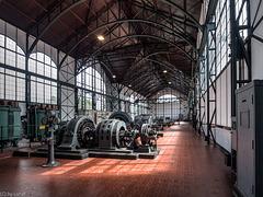 Zeche Zollern - Maschinenhalle / Zollern Colliery - Machinery Hall (120°) 5x PIP