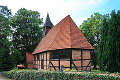 Zaschendorf, Kirche