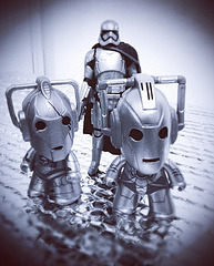captain phasma and her new soldiers