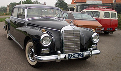 Mercedes-Benz 300D 1961, AR-10-22