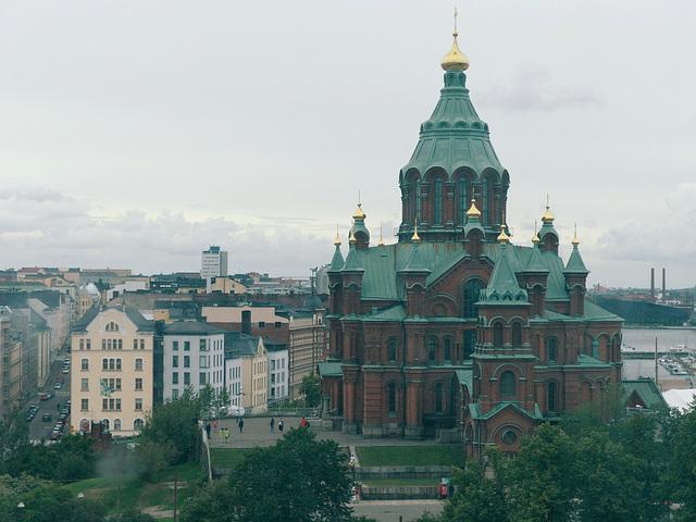 Uspenski Cathedral (1) - 1 August 2016