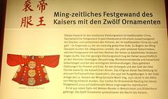 Sonderausstellung Festung Königstein - Ming Zeit