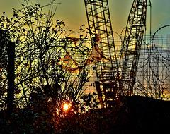 Urban Sunset 1