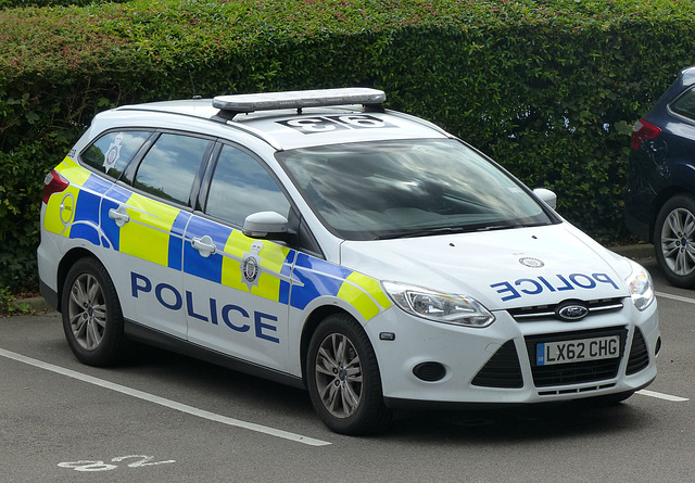 British Transport Police Focus in Southampton - 1 September 2016