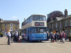 DSCF2070 Preserved China Motor Bus LM10 (FW 3858) (K481 EUX) - Fenland Busfest - 20 May 2018