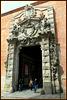 Conde Duque entrance
