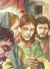 La Sankta Spirito rememorigos al vi ĉion, kion Mi diris al vi