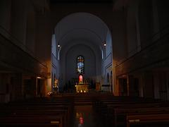 Krankenhauskirche St. Pius