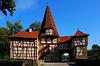Das Rödelseer Tor in Iphofen - The Rödelsee Gate