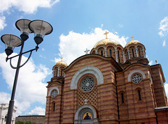 Christ the Savior Cathedral Church, Banja Luka