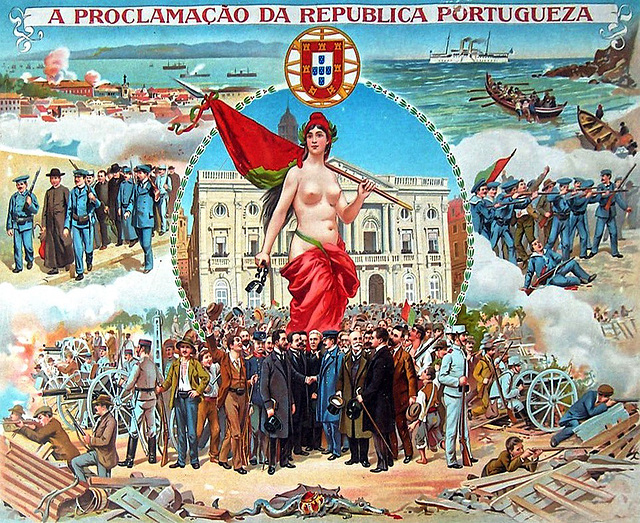 Portuguese Republic Proclamation, 05/10/1910