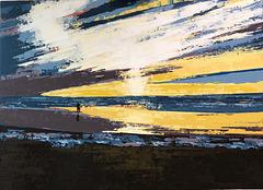 Ocean Beach/ au couteau