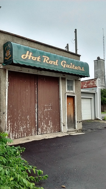 Hot Rod Guitars shack