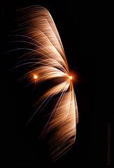 Johnshaven 12th Night Fireworks 2016f
