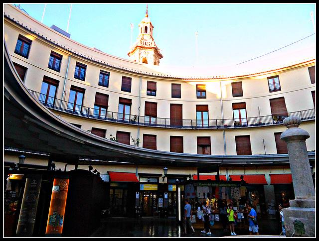 Valencia: Plaza Redonda 4