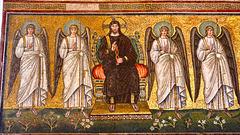 Ravenna 2017 – Basilica di Sant'Apolinare Nuovo – Jesus