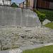 jardin sec en forme de bassin, près ONU, Genève